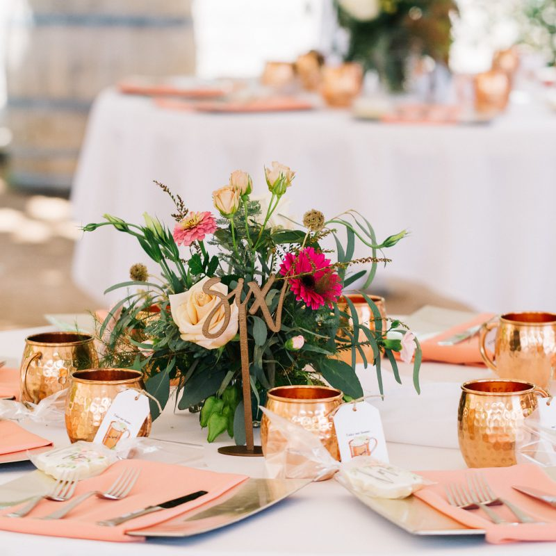 April Marie Events | Amy's Courtyard Wedding - Palisade Wedding Planner